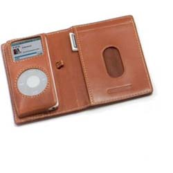 [iPod用ケース]TUNEWEAR  PRIE TUNEWALLET Sienna for iPod nano [TUN-IP-300013]詳細へ