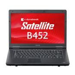 dynabook Satellite B452詳細へ