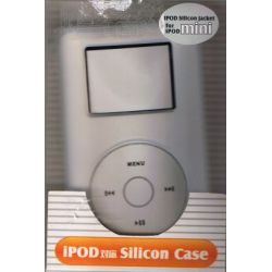 [iPod用ケース]iPod mini 対応Silicon Case (NB-SCJ/mini)詳細へ