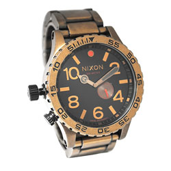 THE 51-30 CHRONO Antique Copper / Black [A057-872]詳細へ