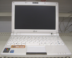 【中古品】EeePC 900HA-RED001X詳細へ