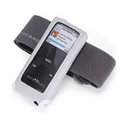 TUCANO Mutina neoprene case for iPod nano with armband-White (NMT-W)詳細へ